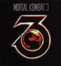 Mortal Kombat 3 DOS PC CD violent gore arcade fight hand combat fatalities game!