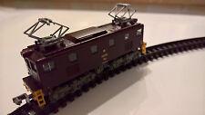 Modellismo dinamico: locomotore ED 5060 Tomytec in scala N con chassis TM-ED01