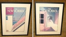 2 Gretchen Dow Simpson Framed New Yorker Covers