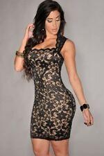Vestiti da donna stretch nero taglia XL