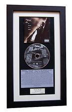 2PAC Me Against The World CLASSIC CD Album QUALITY FRAMED+EXPRESS GLOBAL SHIP