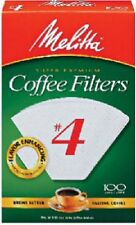 Melitta 600 Count, #4, Coffee Filter
