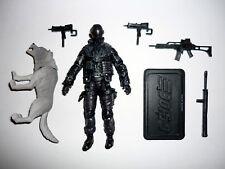 GI JOE SNAKE EYES Pursuit of Cobra Action Figure POC COMPLETE 3 3/4 C9+ v52 2010