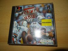 NFL QUARTERBACK CLUB 97 PLAYSTATION 1 PS1 PAL VERSIONE