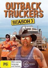 Outback Truckers : Series 3 (DVD, 2015, 4-Disc Set)