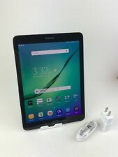 Samsung Galaxy Tab S2 9.7in SM-T817A 32gb Black! Wi-Fi + 4G (GSM Unlocked)!