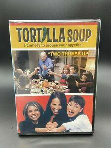 Tortilla Soup (DVD, 2002) / Factory Sealed  / NTSC / RARE / USA FORMAT