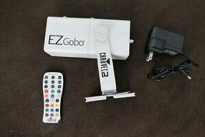 Chauvet DJ EZgobo Rechargeable LED Gobo Lighting Effect Projector EZ GoBo Gobo