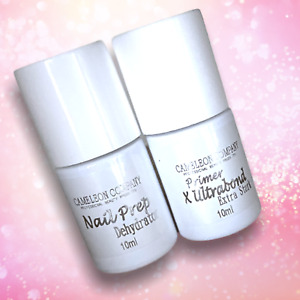 Ultrabond Primer + Nail Prep Dehydrator perfekte DUO Haftprobleme Nägel