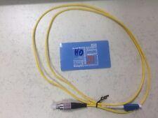 1M LC-FC Simplex 9/125 SingleMode Fiber Optic Cable Patch Cord Jumper wholesale