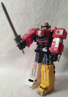 "Bandai Power Rangers 1999 Lightspeed Rescue 6"" Megazord Complete/China COO  EX+!"