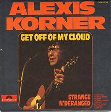 "7"" Alexis Korner (Keith Richard) -  Get Off Of My Cloud (Rolling Stones) Germany"