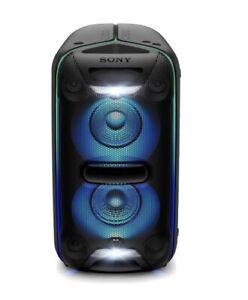 Sony GTK-XB90 Bluetooth High Power Speaker Built-in Battery. One Year Warranty