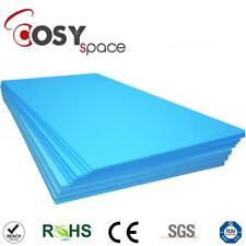 XPS Boards Floor Underlay - Thermal Insulation Underfloor Heating 6, 10 & 20mm