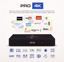 *NEW* Dune HD Pro 4K,  4Kp60 HDR Media Player, Android 7.1 Smart TV box