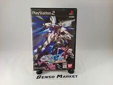 GUNDAM SEED FEDERATION VS. Z.A.F.T. SONY PS2 PLAYSTATION JAP GIAPPONESE COMPLETO