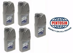 5 Liter Pack ATF CVT Automatic Transmission oil CVT1 Fluid kit for Audi a4 a5 a6