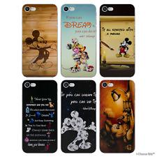 Disney Case/Cover Apple iPhone 5/5s/SE/6/6s/7/8/Plus / Screen Protector / Gel