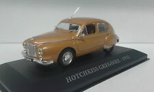 HOTCHKISS GREGOIRE 1952 AUTREFOIS ALTAYA IXO  1/43