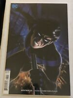NIGHTWING #60 WARREN LOUW VARIANT COVER HOT ARTIST 2019 robin batman dc comics