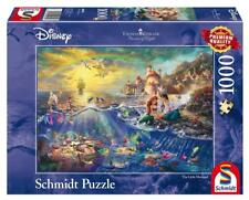 Thomas KINKADE-Arielle The Little Mermaid-Schmidt Puzzle 59479 - 1000 PC.