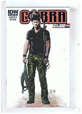 IDW Comics Cobra #13 NM May 2012
