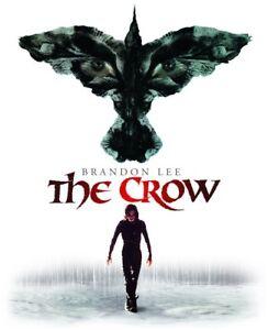 The Crow 4K Remasterisé Édition Spéciale Blu-Ray
