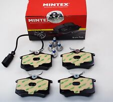 MINTEX REAR AXLE BRAKE PADS FOR FORD SEAT VW MDB2118 (REAL IMAGE OF PART)