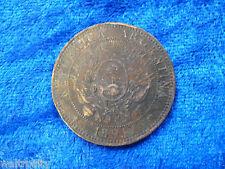 Argentina 2 centavos 1891 Feria