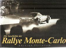 Die Geschichte der Rallye Monte-Carlo - RAR- wie neu