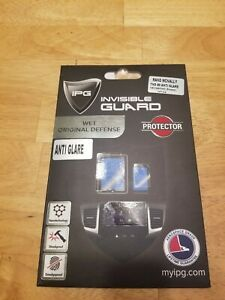 IPG Invisible Guard for Rand Mcnally TND 80