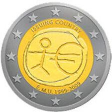 Malte 2009 - 2 Euro Comm - 10ans de la Euro (UNC)