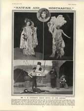 1922 Cb Cochran Review Oxford Lady Cooper Mrs T Neville Chamberlayne