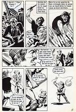"""SPECTRAL """"L'ENFANT AU BALLON"""" PLANCHE AREDIT PAGE 5"""