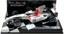Minichamps BAR Honda 006 2004 - Jenson Button 1/43 Scale