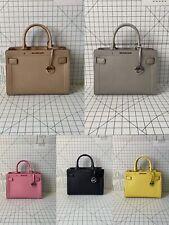 NWT Michael Kors Rayne Medium EW Satchel Saffiano Leather Crossbody Bag