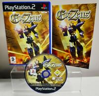 Ex Zeus 2004 - Sony Playstation 2 Game - PS2 - PAL