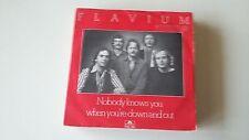 45T FLAVIUM-NOBODY KNOWS YOU-