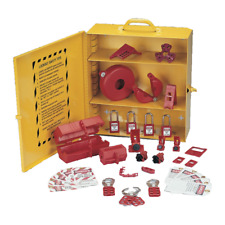 Ideal 44-975 Industrial Lockout/Tagout Station