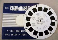 Vintage Viewmaster - Sawyers Single Reel 1417 Environs De Lourdes France - 1958