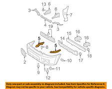 TOYOTA OEM 06-09 4Runner-Bumper Mount Bracket Support Kit Left 5211635100