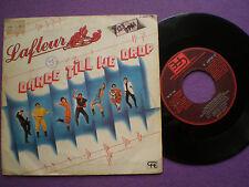 LAFLEUR Dance Till We Drop SPAIN 45 1983 Disco 123 BPM