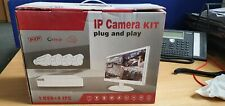 HD CCTV System IP Full Kit