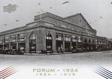 2008-09 Montreal Canadiens Centennial Forum 1924 #231