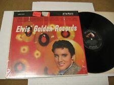 Elvis Presley/ Elvis' Golden Records/ RCA Victor/ 1958/ Canada/ Shrink/ Stereo