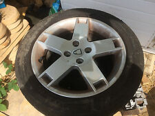 Rover 25 45 zr zs  Streetwise Alloy Wheels And Tyres 205 50 16 100pcd