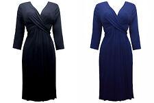 Marks and Spencer Calf Length 3/4 Sleeve Dresses for Women