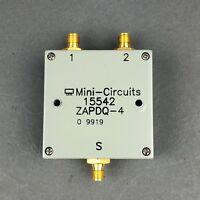 Mini-Circuits ZAPDQ-4 Power Splitter SMA (F)