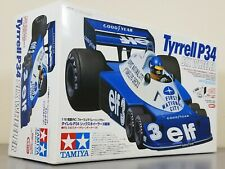 New Tamiya R/C 1/10 Tyrrell P34 6 Wheeler Racing F-1 Racing Car w/ Battery Motor