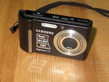 Samsung Digimax L70 7.2 MP - Digital Fotocamera - Nero